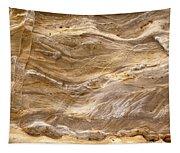 Sandstone Formation Number 3 At Starved Rock State Tapestry