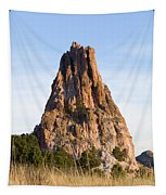 Sandstone Spires In Garden Of The Gods Tapestry