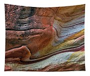 Sandstone Strata - Abstract Tapestry