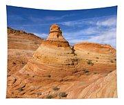 Sandstone Tent Rock Tapestry