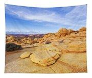 Sandstone Wonders Tapestry