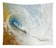 Sandy Wave Tube Tapestry