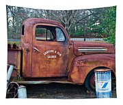 Sanford And Son Salvage 1 Tapestry