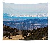 Sangre De Cristo Mountain Valley Tapestry