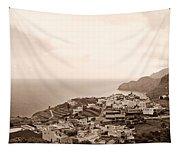 Santa Catalina At La Gomera Tapestry
