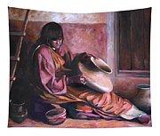 Santa Clara Potter Tapestry