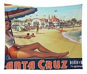Santa Cruz For Youz Tapestry