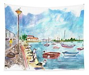 Santa Luzia 03 Tapestry