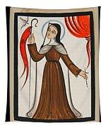 Santa Teresa De Avila - St. Teresa Of Avila - Aoavi Tapestry