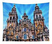 Santiago De Compostela Cathedral Tapestry