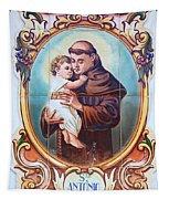 Santo Antonio De Lisboa Tapestry