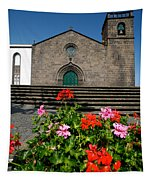 Sao Miguel Arcanjo Church Tapestry