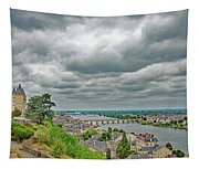 Saumur, Chateau, Loire, France Tapestry