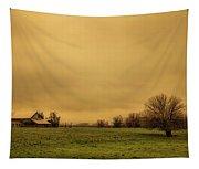Sauvie Island Barn Tapestry