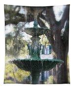 Savannah Green Tapestry