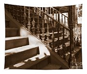 Savannah Sepia - Stairs Tapestry