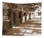 Savannah Sepia - Sunny Sidewalk Tapestry