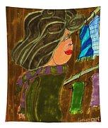 Scarf Rack Tapestry