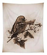 Scarlet Tanager - Tint Tapestry