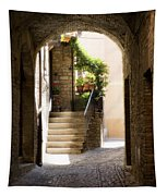 Scenic Archway Tapestry