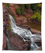 Scenic Gooseberry Falls Tapestry