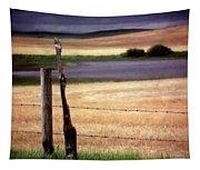 Scenic Saskatchewan Landscape Tapestry