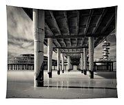 Scheveningen Pier 3 Tapestry