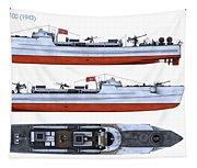 Schnellboot S100 Tapestry