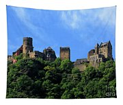 Schoenburg Castle Oberwesel Germany Tapestry