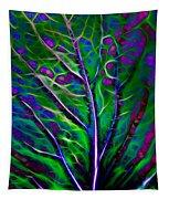 Scintillating Leaf Tapestry