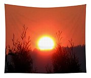 Scorching Sun Tapestry
