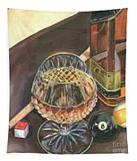 Scotch Cigars And Pool Tapestry