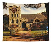 Scoville Memorial Library - Salisbury, Connecticut Tapestry
