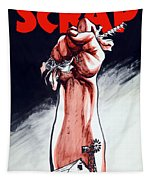 Scrap - Ww2 Propaganda Tapestry