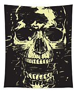 Scream Tapestry