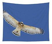 Screaming Hawk Tapestry