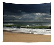 Sea And Sky - Jersey Shore Tapestry
