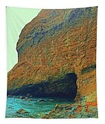 Sea Cave Tapestry