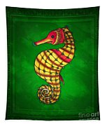 Sea Horse Tapestry