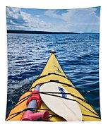 Sea Kayaking Tapestry