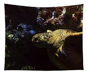 Sea Life Tapestry