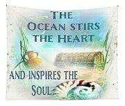 Sea Side-jp2736 Tapestry