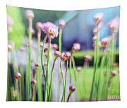 Sea Thrift Tapestry