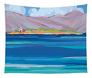 Sea View Galaxidhi Tapestry