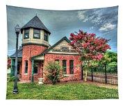 Seaboard Railroad Station Suffolk Va No.1 Tapestry