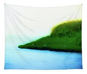 Seagull Island Tapestry