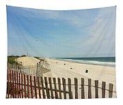 Seagulls Beach Tapestry