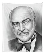Sean Connery Tapestry