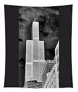 Sears Tower Tapestry