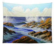 Seascape Study 2 Tapestry